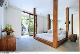 Villa Minggu - Ground Floor - Bedroom Japan