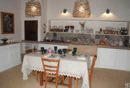 Cava - eat-in kitchen - Barbarano - Salento