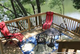 HAVEN RENTALS - PICS - LAKESIDE - LOWER DECK - IMG_8991