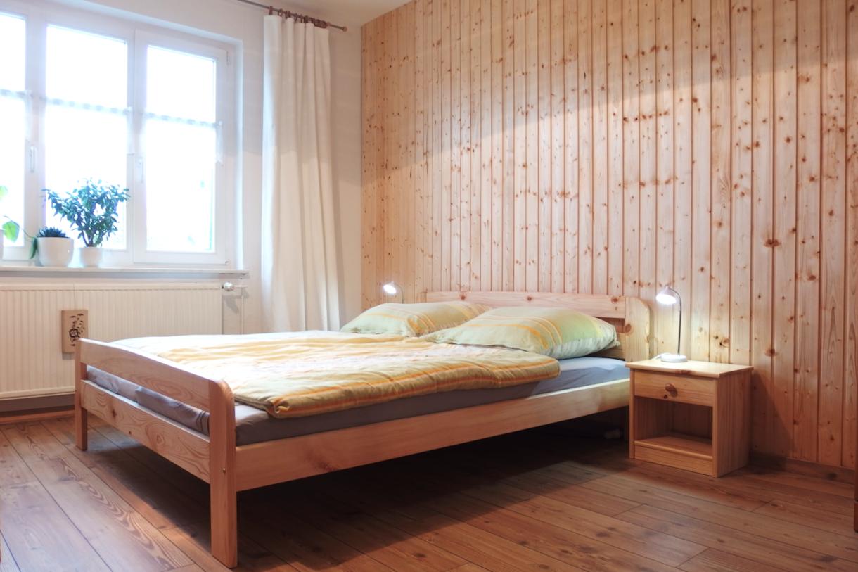 """ferienwohnung """"altes schweizer haus"""", Schlafzimmer entwurf"""
