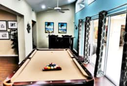 Family Game Room & Bar