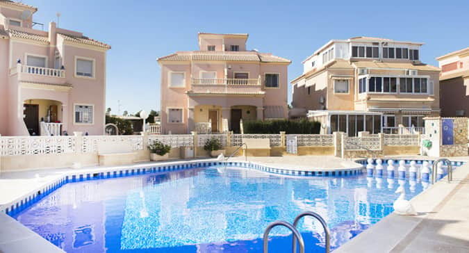 Karta Spanien Playa Flamenca.Suite 6 Playa Flamenca Orihuela Costa Holiday House In Playa
