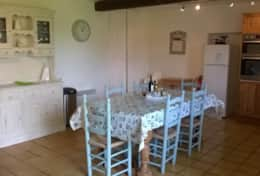 Wisteria kitchen