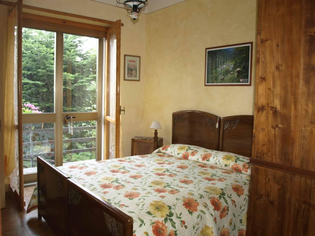 Mountain View Room - Cucetto