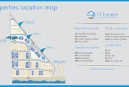 Rentals Location Map