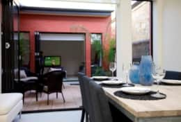 Dining and Outdoor Area