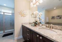 Exclusive Private Villas, 5 Bedroom Luxury Orlando Villa In Encore (ENC084) - MasterBath1