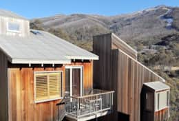 Summer accommodation Thredbo