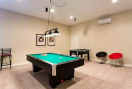Exclusive Private Villas, 5 Bedroom Classy Vacation Home in Florida (E191) - Game Room-2