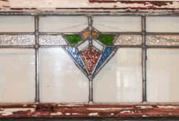 Stained glass wall 2