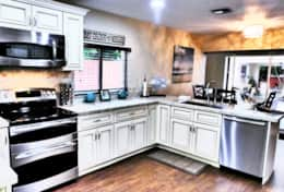 Great Kitchen for Entertaining the Whole Family