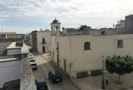 Arte - view of the town - Miggiano - Salento
