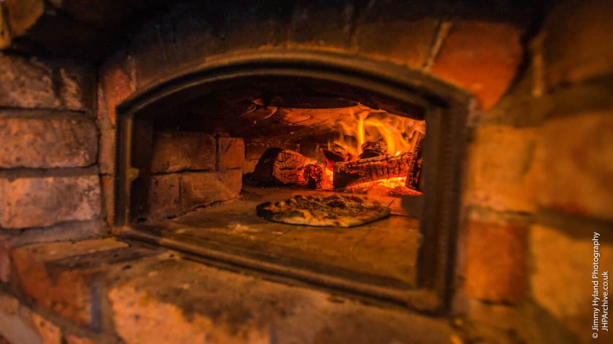 Mayo Glamping - Pizza oven