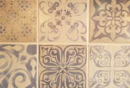 Otium Residences - Puente Romano Luxury Apartment - Detail Tiles