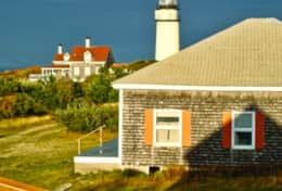 Walk to Highland Light