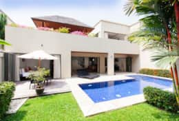 Luxury pool villa with private swimmingpool in one of the most exclusive areas in Bang tao.