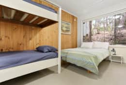Bunks + double - The River House Gipsy Point - Good House Holiday Rentals